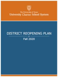 District Reopening Plan